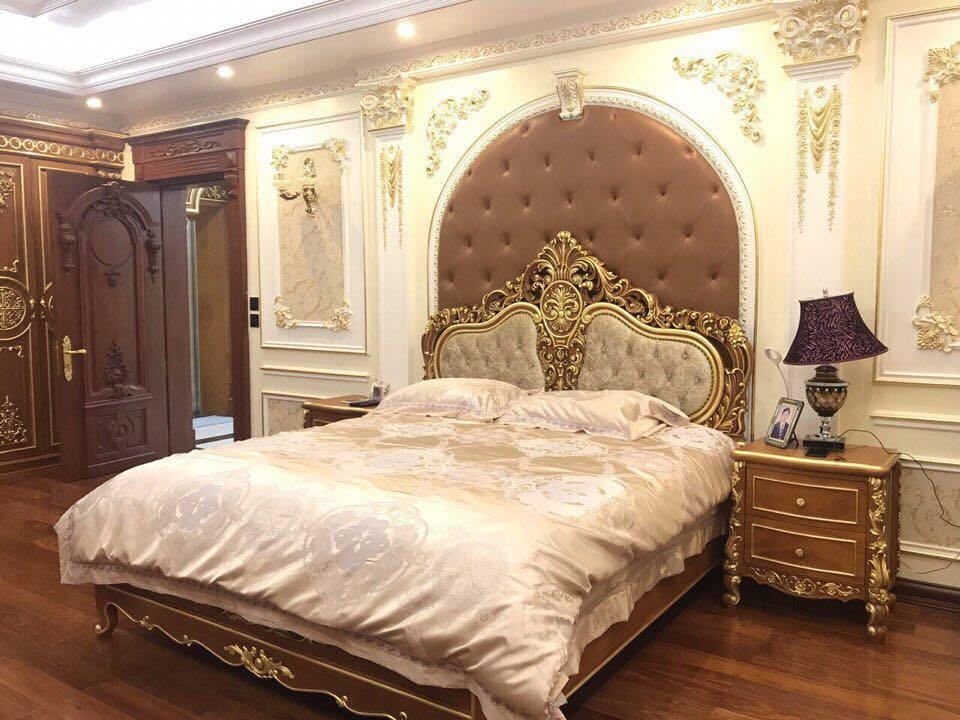 Những mẫu phòng ngủ phong cách Cổ điển Châu Âu